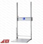 Вертикальный подъемник для инвалидов PTU-1