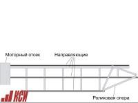 Привод подъемной платформы для инвалидов НПУ-001